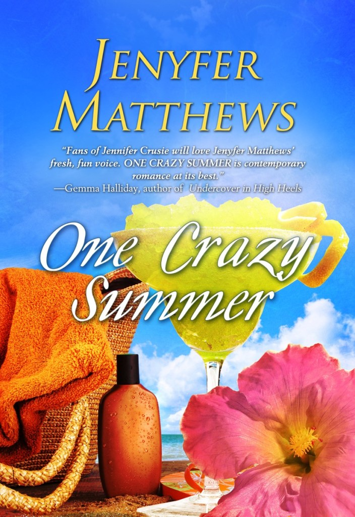 One Crazy Summer by Jenyfer Matthews