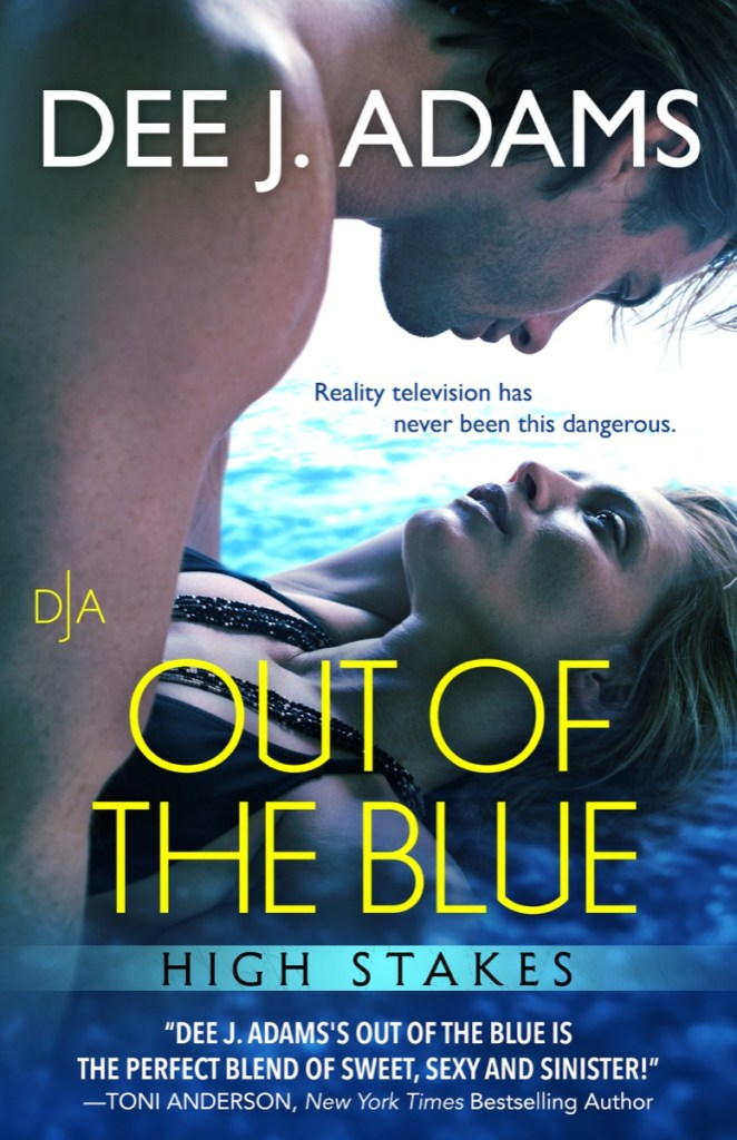 Out of the Blue by Dee J. Adams