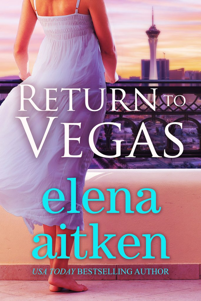 Return To Vegas by Elena Aitken
