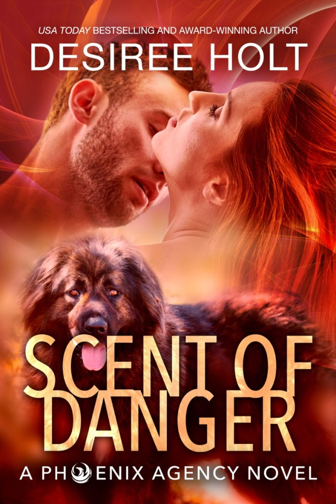 Scent of Danger by Desiree Holt