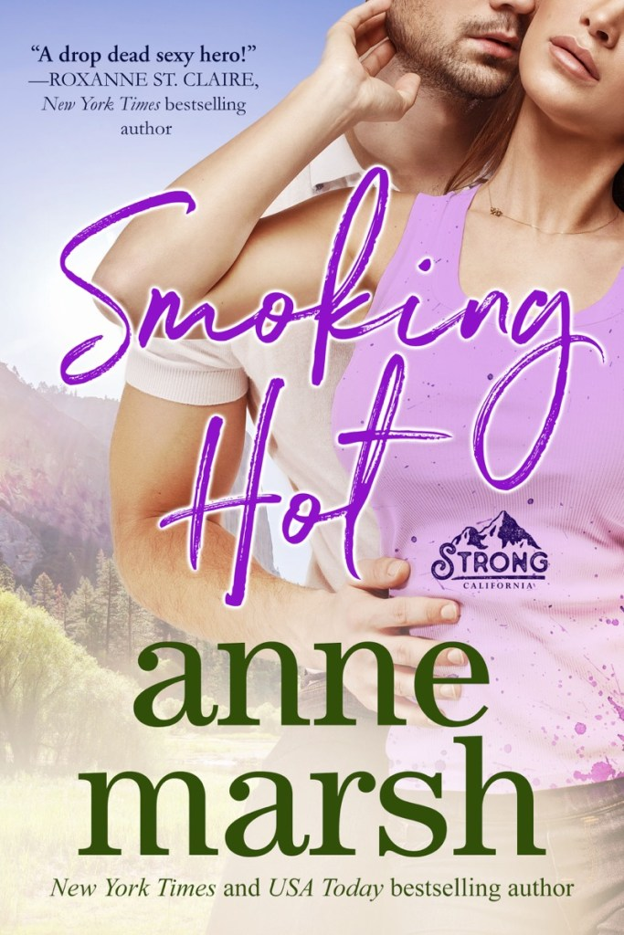 Smoking Hot by Anne Marsh