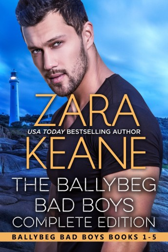 The Ballybeg Bad Boys Complete Edition by Zara Keane