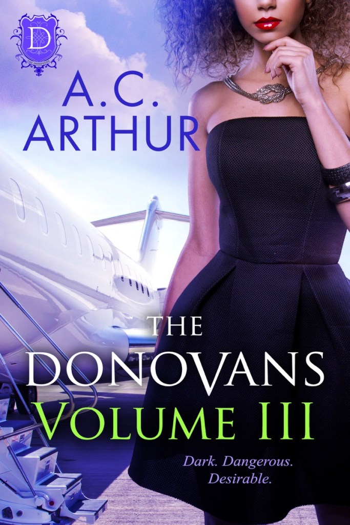 The Donovans Volume Three by AC Arthur