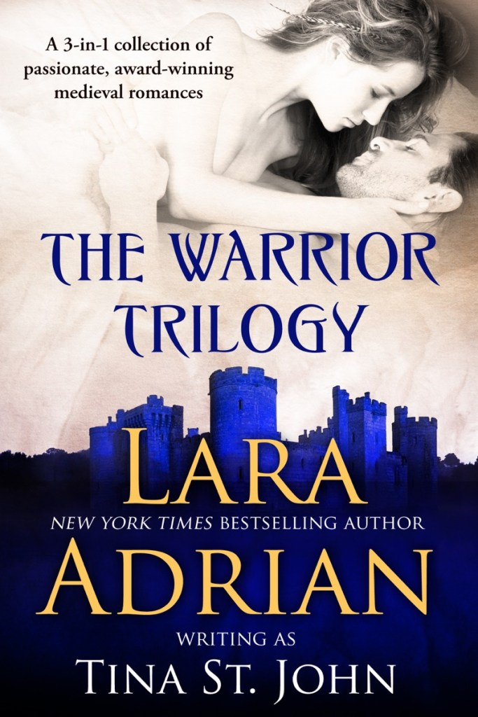 The Warrior Trilogy by Lara Adrian