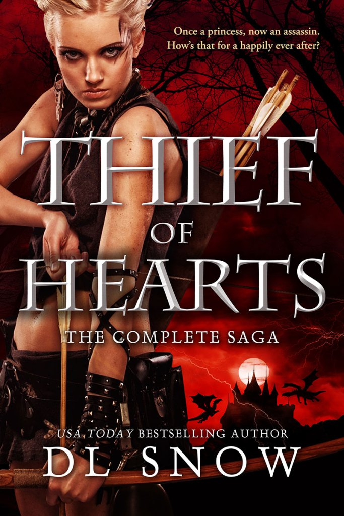 Thief of Hearts by DL Snow