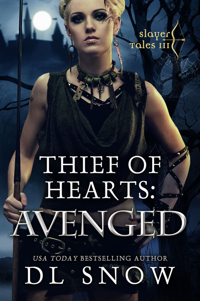 Thief of Hearts: Avenged by DL Snow