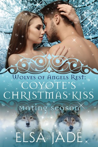 Coyote's Christmas Kiss by Elsa Jade