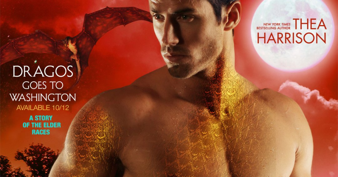 Ad: Dragos Goes To Washington by Thea Harrison