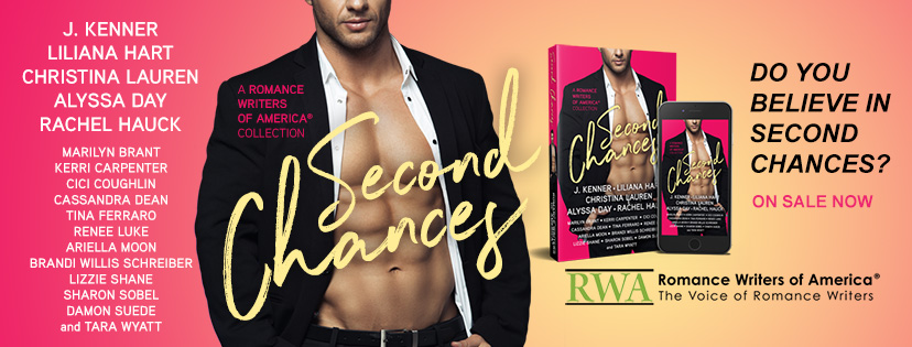 Facebook: RWA Anthology Second Chances