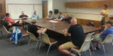 July CROCT board meeting in Faribault