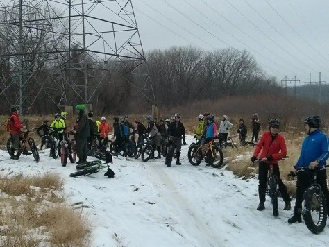 MN River Bottoms group ride