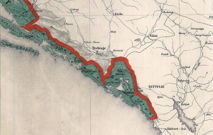 Karta dalmacija Dalmacija uživo