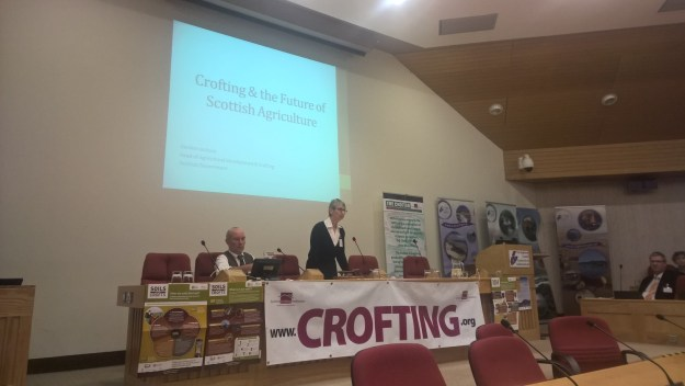 Future of Crofting Conference - Jean Urquhart MSP
