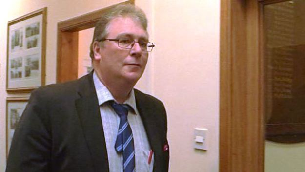 Colin Kennedy will not bow to the Scottish Government