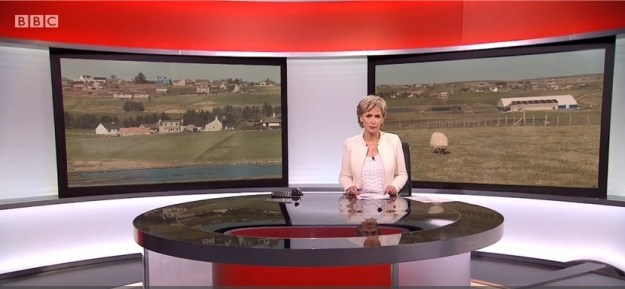 Sally Magnusson - BBC Reporting Scotland - Crofting Commission Report