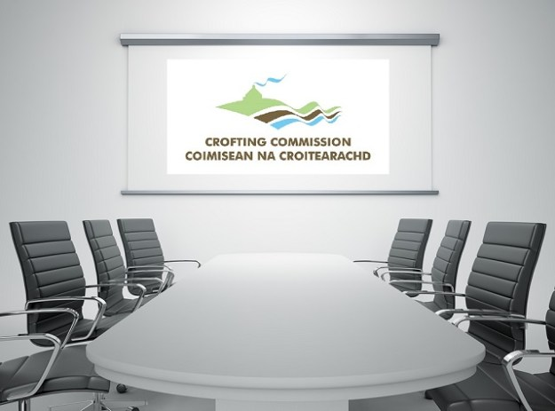 Why are the Crofting Commissioners not meeting