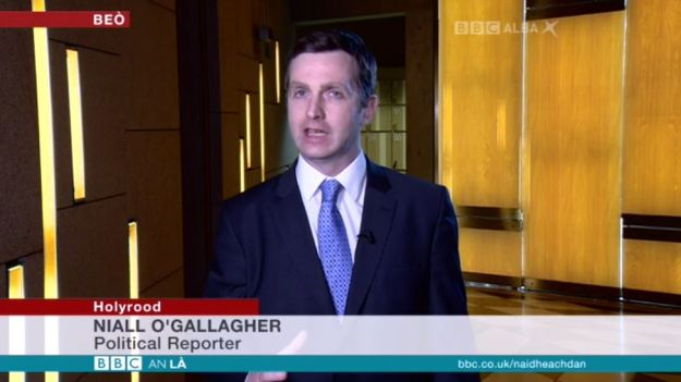 BBC Alba - Commission Chaos - 141216 - Niall O'Gallagher