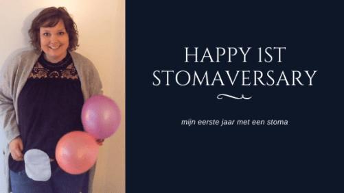 eerste jaar stoma