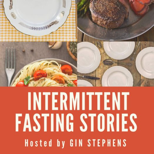 Stephanie Gish on the Intermittent Fasting Stories podcast with Gin Stephens