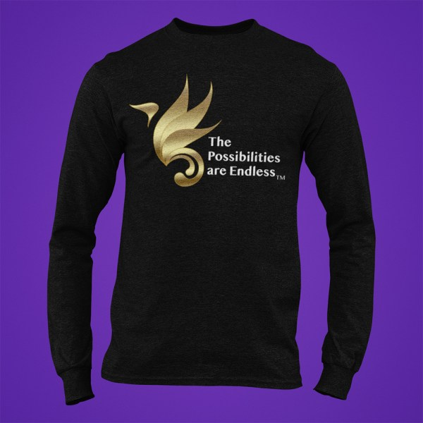The Possibilities Are Endless™ Men's Long Sleeve T-Shirt