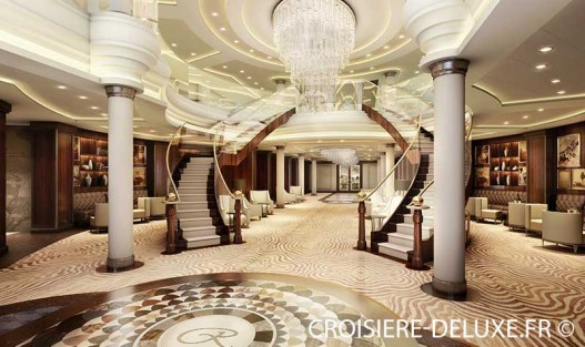 Hall du SevenSeasExplorer