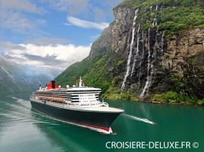 Queen Mary 2 - croisière Cunard
