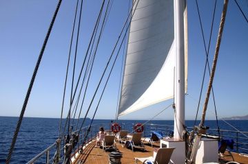 Voilier Variety Cruises