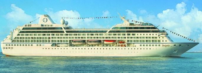Insignia - bateau de luxe de Océania Cruise
