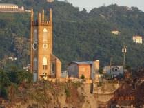 Vue sur la ville de St Georges