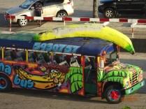 Un bus très local