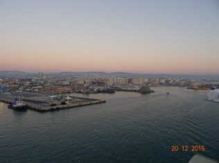 Le port de Civitavecchia