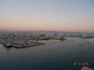 Le port de Civitavecchia