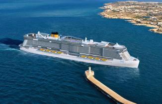 Les nouveaux paquebots commandés par Costa Croisière