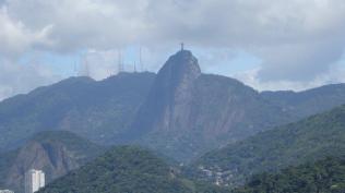 Le Corcovado et le Christ