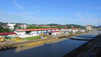 Croisière tour du monde passage du Canal de Panama