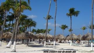 Escale à Oranjestad Aruba des plages immaculées