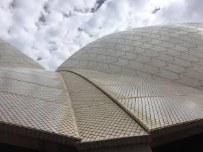 Le Costa Luminosa en escale à Sydney, l'Opéra