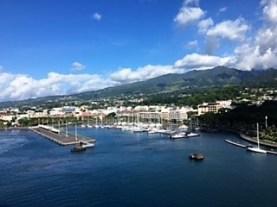 Croisière tour du monde Australe 2017 Jacques Charles suite d'escale à Papeete Tahiti