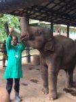 Jacques Charles en escale à Colombo au Sri Lanka