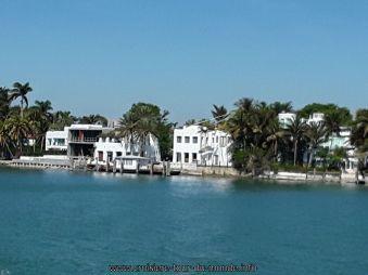 Visite de la baie de Miami Shakira home