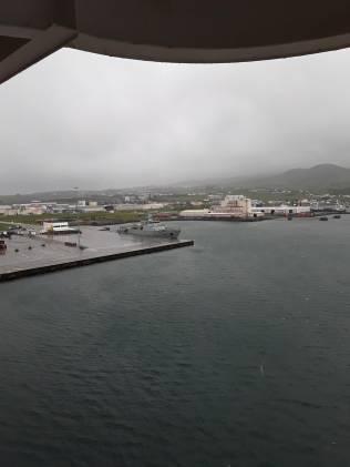 Au Port aux Açores