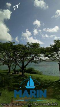 Marin en Martinique