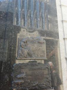 Escale à Buenos Aires en Argentine Visite du cimetière de Recoleta,la tombe d'Eva