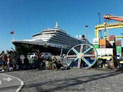 Escale à Montevideo en Uruguay départ pour Buenos Aires