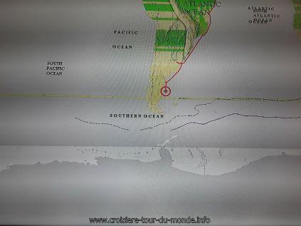 Queen Victoria En Navigation vers Ushuaïa