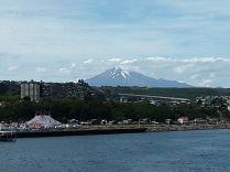 Escale à Puerto Montt au Chili