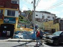 Escale à San Coquimbo au Chili