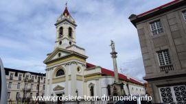Croisière tour du monde 2019 escale à Punta Arenas