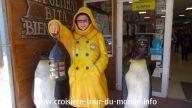 Croisière tour du monde 2019 escale à Ushuaia