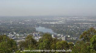 Croisière tour du monde 2019 Brisbane Australie